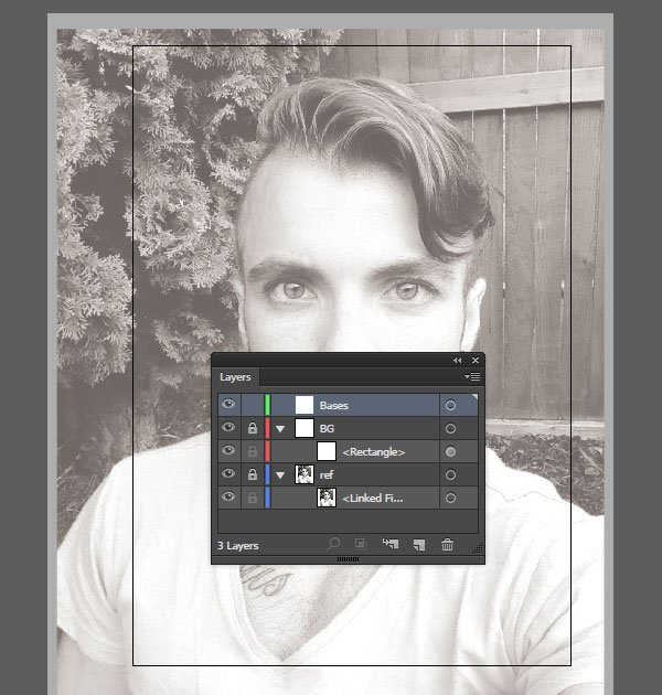 Set up your layers