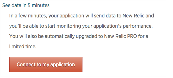 Connect To Your Application