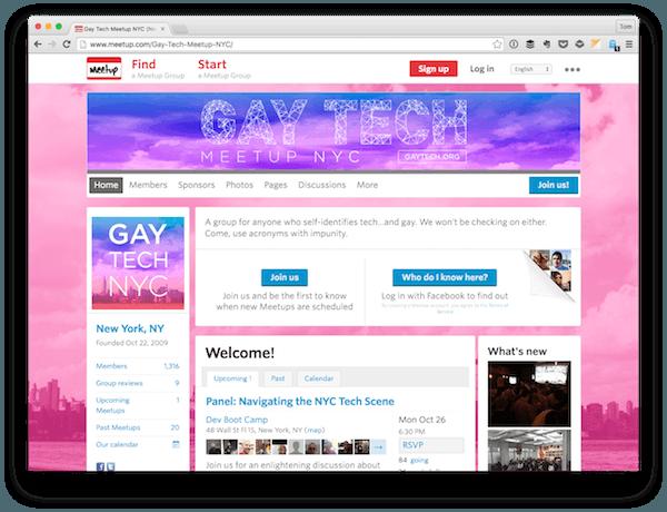 Gay Tech NYC