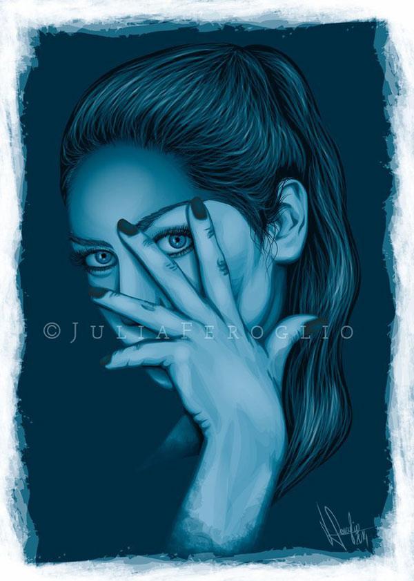Julia Feroglio Vector Art