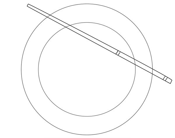 Create One Chopstick