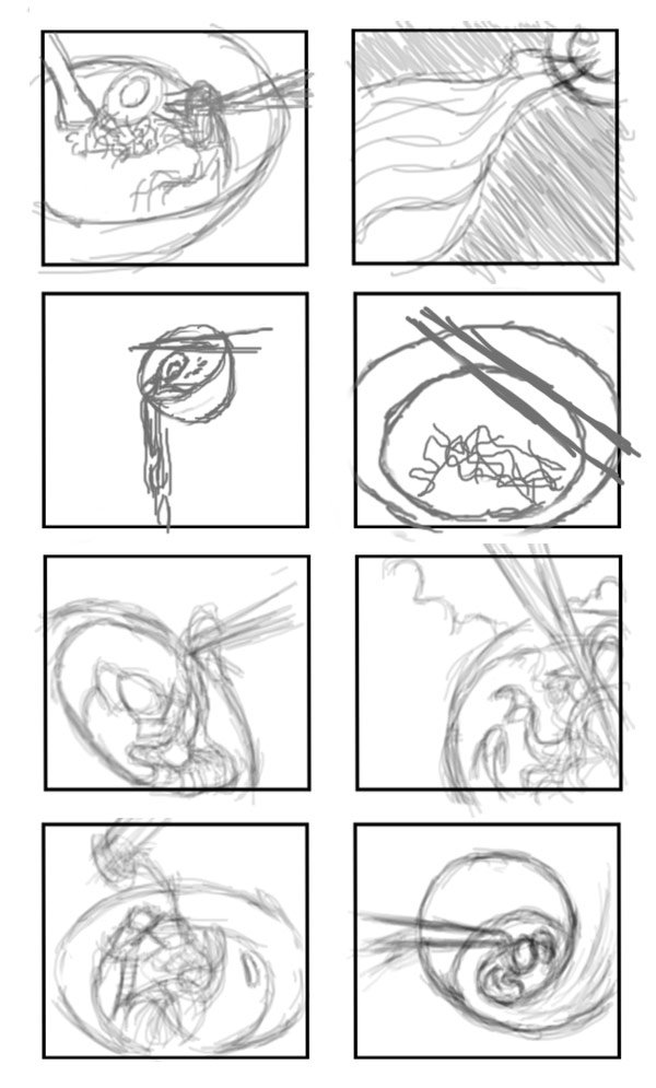 Create Thumbnail Sketches