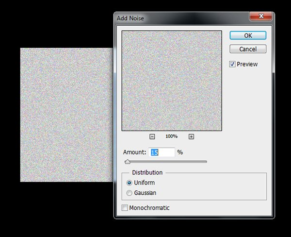 Add a Noise Filter for Texture