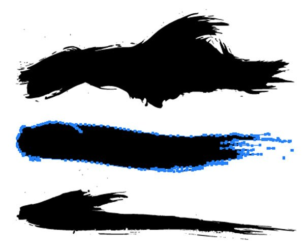 Free Illustrator Brushes from BittBox