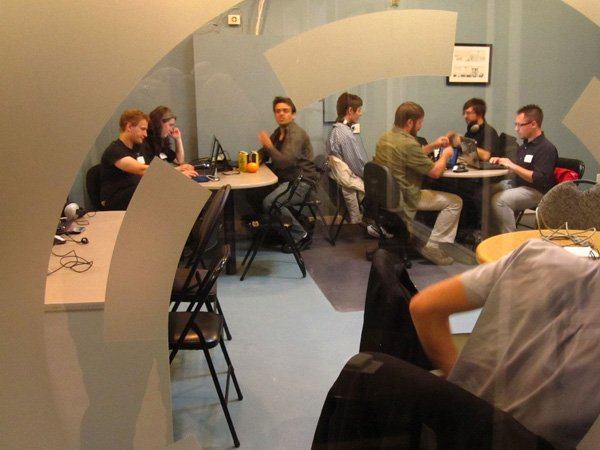 Game jam space