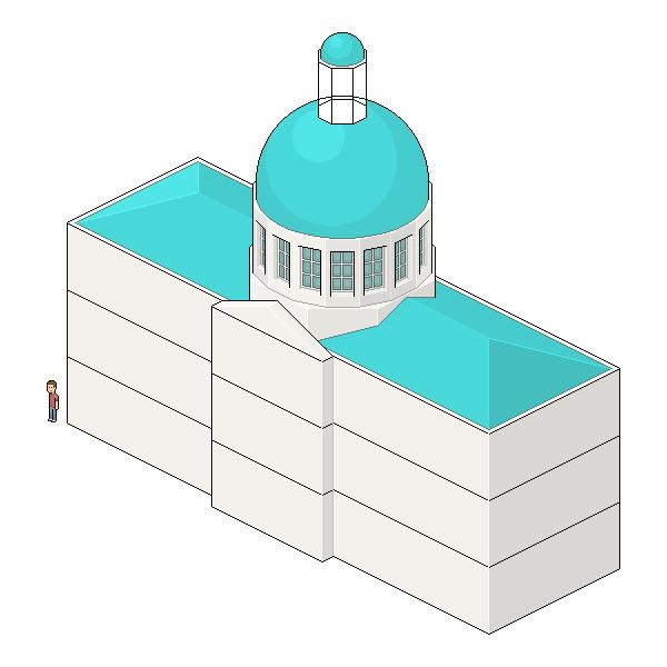 finishing dome windows