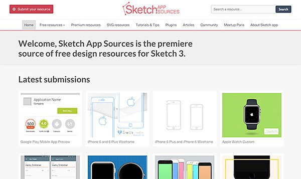 Sketchapp Sources