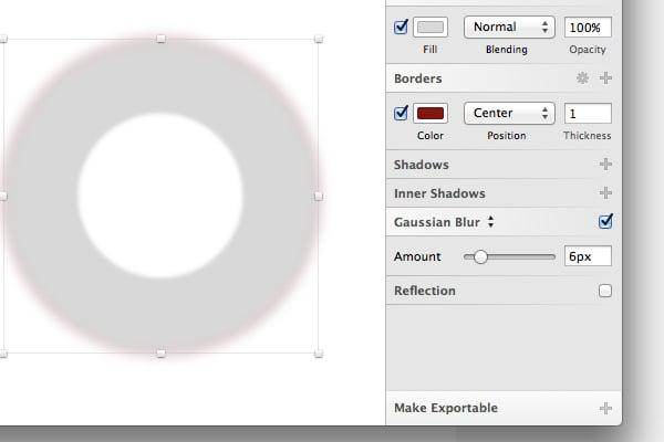 Sketch Gaussian Blur