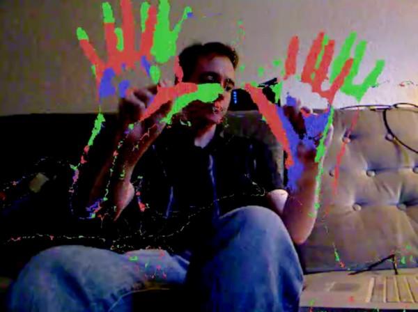 Microsoft Kinect depth perception