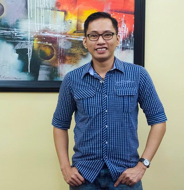 Web developer and Tuts reader Andrew Garcia