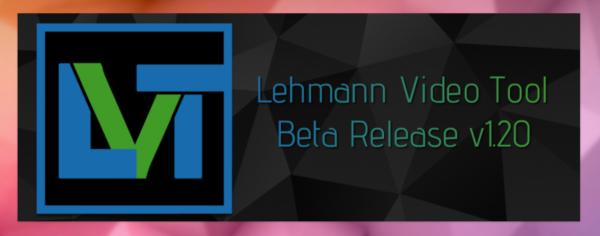 Lehman Video Tool logo