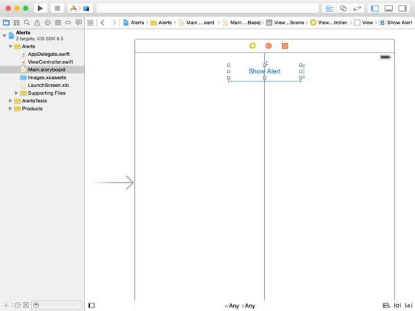 Create a Simple User Interface