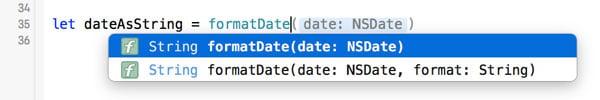 Default Value for Parameter