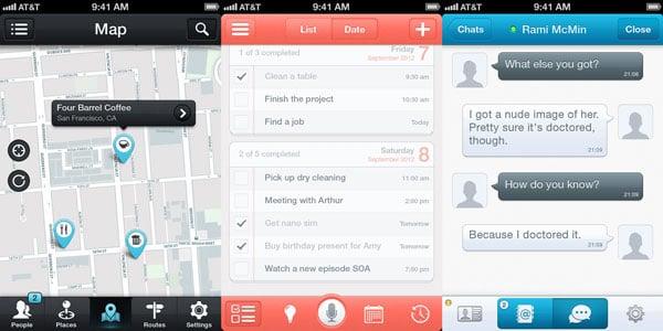 iOS App GUI Kit