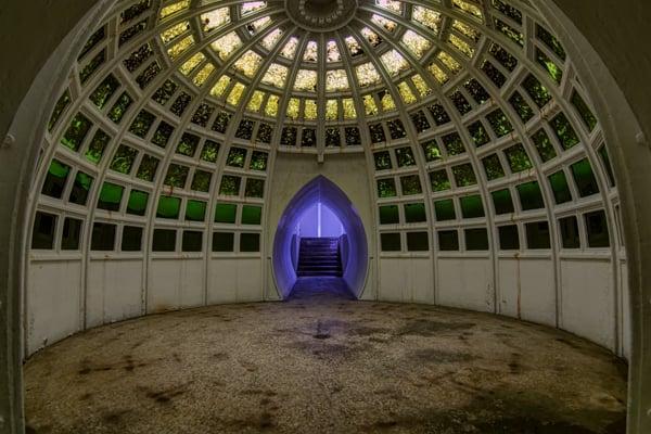 The Underwater Ballroom UK - Egg Shaped by James Kerwin