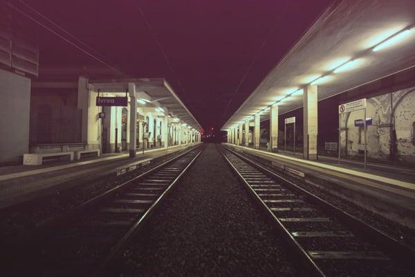 station purple hue