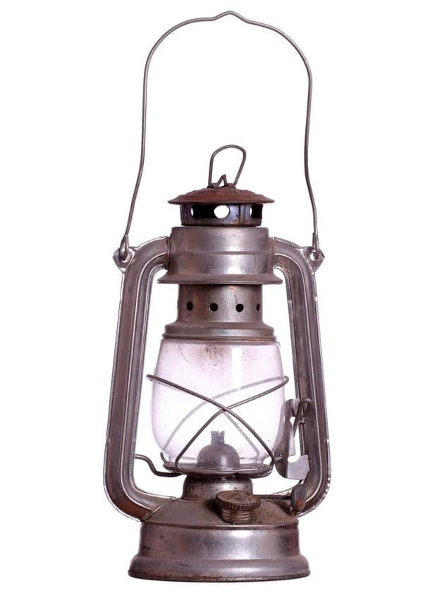 Oil Lamp Reference Photodune