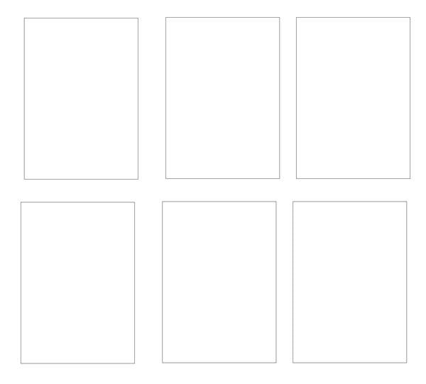 Blank Thumbnails