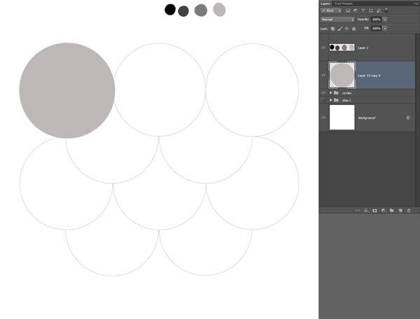 Plain Grey Scale