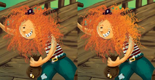 Ginger Hair Boost