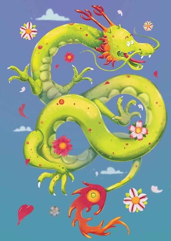 Final Chinese Dragon