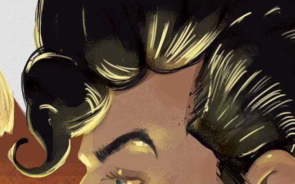 Danny Hair Highlights
