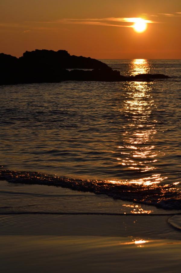 Beach Sunset from Photodune