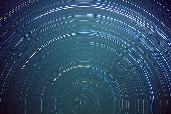 Night skies over Lake Eyre