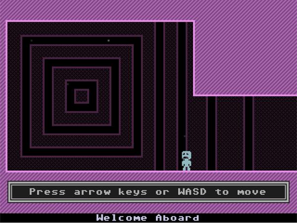 VVVVVV gameplay image