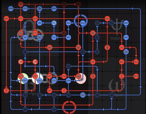 SpaceChem one of the best puzzle games around today And also one of the most brutal