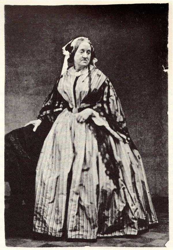 Anna Atkins 1861