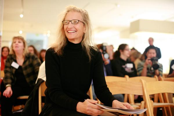 Annie Leibovitz 2008