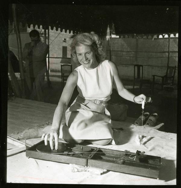 Margaret Bourke-White 1946