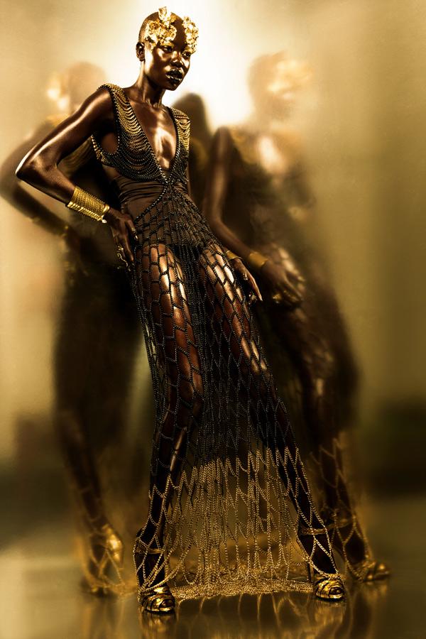 Golden Goddess 24 Photography by Lindsay Adler