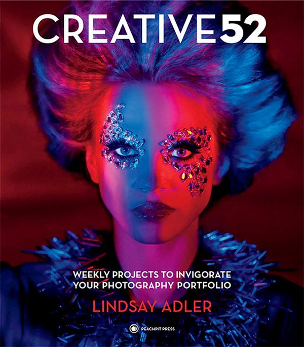 Creative 52 Book Cover by Lindsay Adler