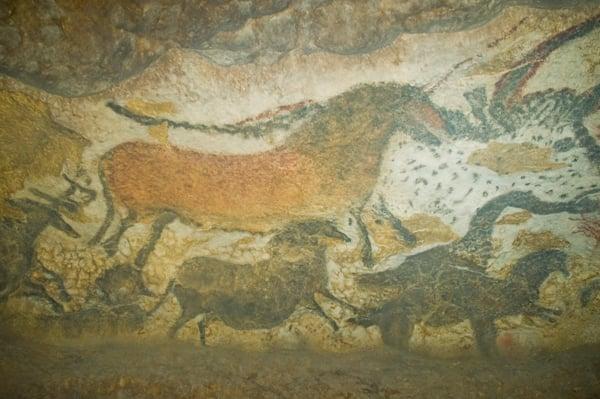 Cave Art Lascaux Caves France