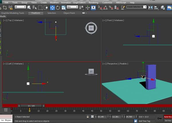 create an animation