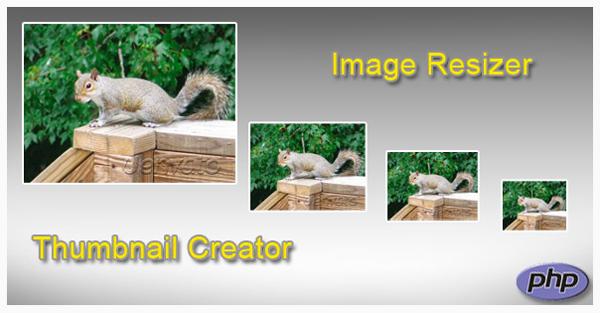 Image Resizer And Thumbnail Creator