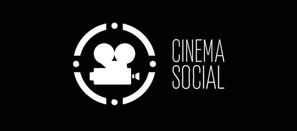 Logo that Tassia designed for Cinema Social