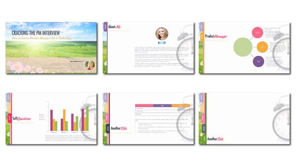 Presentation design by Rose Pajaroja