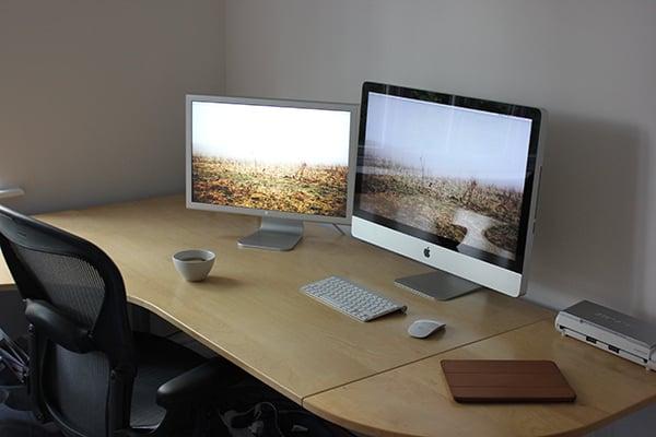 Davids workspace