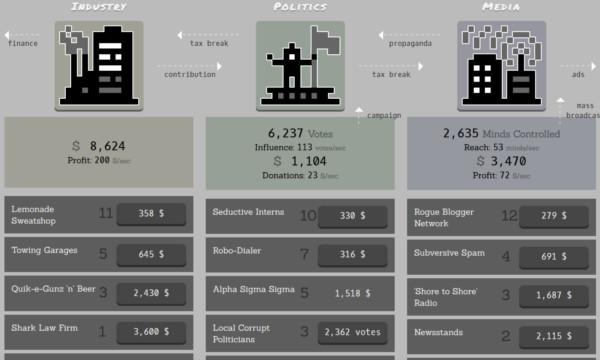 Conspiracy Clicker Upgrades