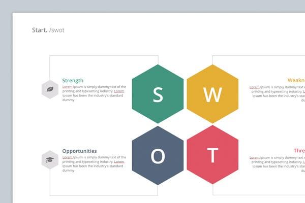 Presentation Keynote design template