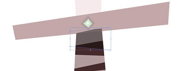 sword hand guard bottom shadow masked