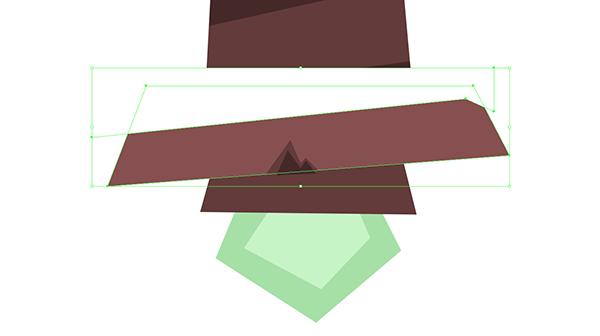 bottom handle delimiter highlight unmasked