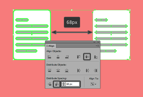 duplicating the first document icon