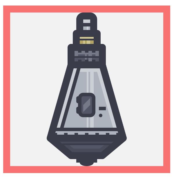 landing pod icon finished