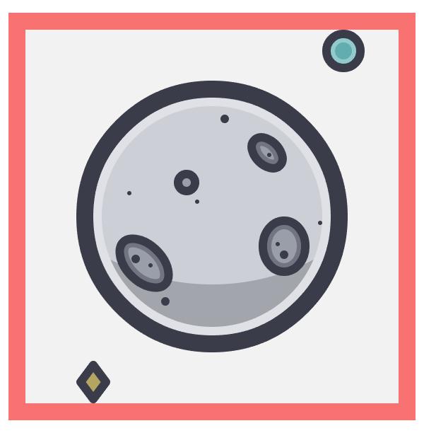moon icon finished
