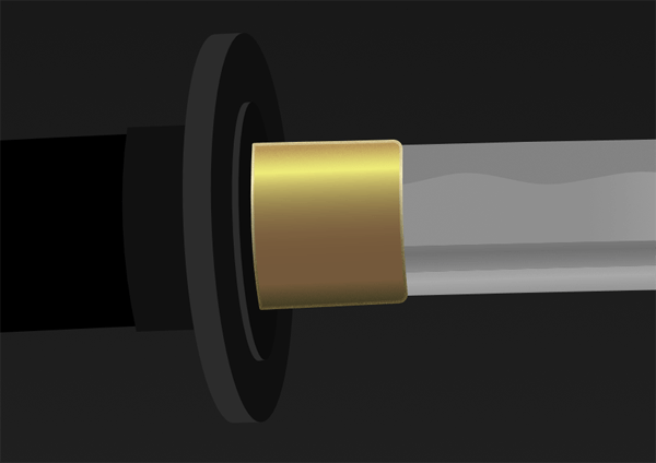 Collar with Blending Mode