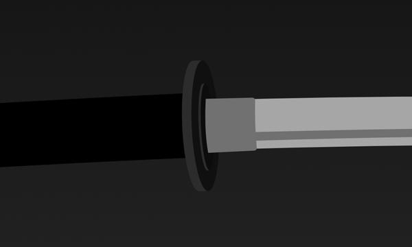 Add wrist guard tsuba basic shapes